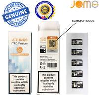 Jomo Tech Lite 40 / Lite 40S - 5 Replacement Sub-Ohm Coils For E-Cig Shisha Pen