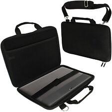 Schwarz EVA Tasche Hülle für Samsung Galaxy TabPro SMT900 & NotePRO SMP900 12.2