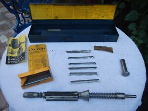 AAMCO Small Bore Hone w/ Original Case