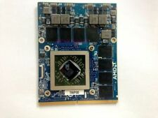 DELL Alienware 17 18 AMD HD 7970M 2GB GDDR5 video card M17X R4 R5 Dell P/N 747M2