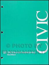 2002 Honda Civic Si Electrical Troubleshooting Manual