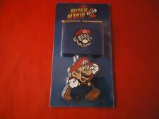Super Mario Wristband and Belt Buckle *NIB* NEW Wrist Sweat Band & Beltbuckle
