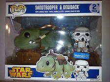 STAR WARS FUNKO POP! EXCLUSIVE: SANDTROOPER & DEWBACK 2-PACK