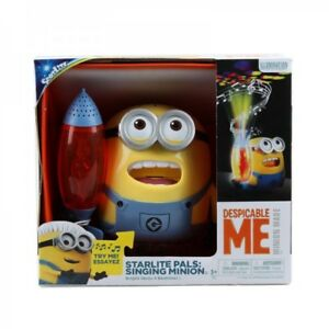 Despicable Me Starlite Pals Singing Minion