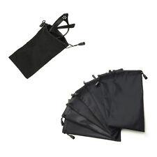 10PCS Pouches for Sunglasses Mp3 Soft Cloth Dust Pouch Optical Glasses Carry Bag