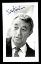 Robert Mitchum Autogrammkarte TOP ## BC 112946 D