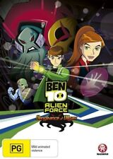 A14 BRAND NEW SEALED Ben 10 - Alien Force - The Vengeance Of Vilgax (DVD, 2010)