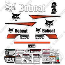 Bobcat T770 Compact Track Loader Decal Kit (Curved Stripes) - ALTERNATE REAR