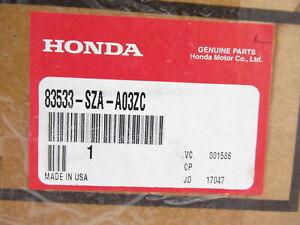Genuine OEM Honda 83533-SZA-A03ZC Passenger Door Gray Armrest 2009-2015 Pilot