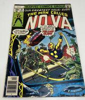 The Man Called NOVA No. 16 Vintage Comic Book (1977) Marvel C3