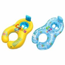 Kids Swimming Ring Inflatable Portable Mother and Children Water Floats Supplies