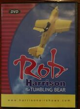 Rob Harrison Airshow Pilot Tumbling Bear DVD