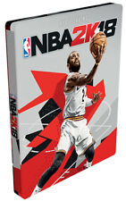 NBA 2K18 SteelBook Edition (Basket 2018) XBOX ONE IT IMPORT TAKE TWO INTERACTIVE