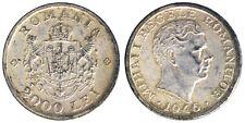 2000 LEI 1946 ROMANIA #4581A