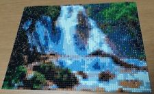 Bild DIY-5D Diamond Stickerei Perlen Stickerei Wasserfall