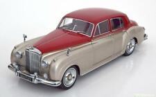 1:18 Minichamps Bentley S2 1960 silver/red