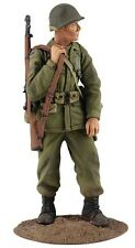Britains World War 2 Allies 25032 U.S. Airborne In Jacket Winter 1944 No.1 Mib