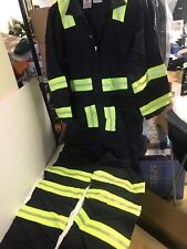 NEW Westex Ultra Soft FR Flame Resistant Reflective Striping Coveralls 50R