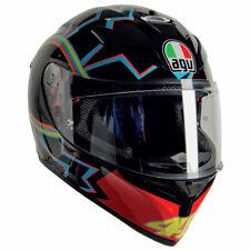 AGV K3 SV-S VR46 Black / Red Motorbike Motorcycle Helmet