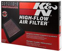 K&N hi-flow AIR FILTER fits MITSUBISHI LANCER EVOLUTION EVO 5 6 7 8 9 4G63