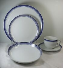 Block Ionia Salonika Blue White China Blue Rings Greece Plate Buy By The Piece