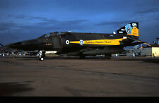 Original colour slide RF-4E Phantom II spcl. 4787 of 348 MTA Greek Air Force