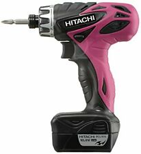 Hitachi Koki 10.8V cordless driver drill rechargeable Body Only DB10DL (NN)