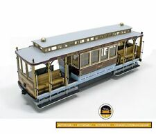 Occre San Francisco Cable Car 1:24 (53007) Model Kit