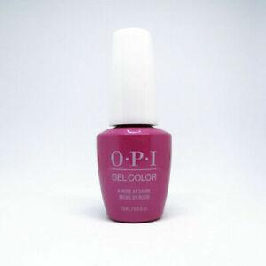 "OPI GelColor Soak-Off Gel Polish ""A-Rose At Dawn...Broke By Noon #GCV11"" 0.5 oz"
