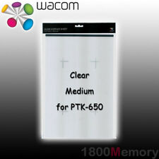 Wacom Intuos5 Pen Clear Surface Sheet ACK-105-22 for PTK-650 Graphics Tablet