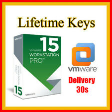 VMware Workstation 15 Pro 2019 lifetime Keys🔑Unlimited PC✅ Fast Email Delivery