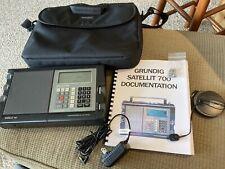 Grundig Satellite 700+ extras