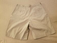 Mens Brooks Brothers Khaki Shorts 33 Cotton Chino