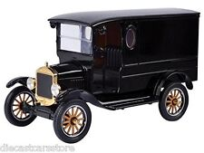 Motormax 1925 Ford Model T Paddy Wagon Black 1/24 Diecast 79316Bk