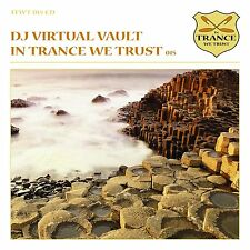 In Trance We Trust 15 - DJ Virtual Vault (CD ' New & Sealed)