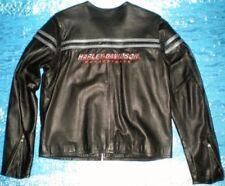 Giacche neri per motociclista bacino l