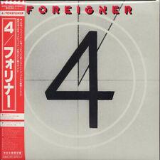 Foreigner - 4 ( MINI LP AUDIO CD with OBI )