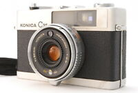 [Exc+5] KONICA C35 E&L 35mm Film Camera w/ Hexanon 38mm F2.8 from JAPAN
