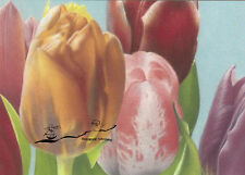 Kunstkarte: Quint Buchholz - Tulpen II.
