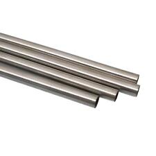 8mm Od 6mm Id 1mm Wall 250mm Long Titanium Tube Tubing Ta2 99 Purity