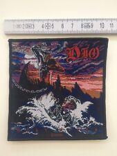 Dio - Holy Diver Aufnäher / Patch (Heavy Metal Sammlung)