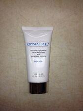 Crystal Peel Microdermabrasion Facial Exfoliator Pre Shave Formula for Men 3 oz