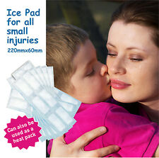 25 x Ice Pad / Ice Pack sheets each 220 x 60mm  - Code: CP23 - Maternity