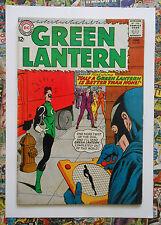 GREEN LANTERN #29 - JUN 1964 - 1st BLACK HAND APPEARANCE! - FN+ (6.5) CENTS COPY