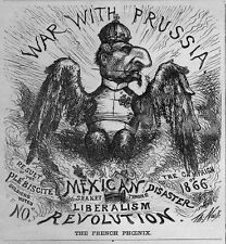 MEXICAN DISASTER LIBERALISM REVOLUTION WAR WITH PRUSSIA THE FRENCH PHOENIX