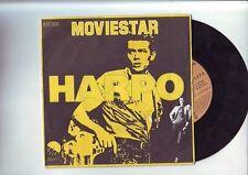 disque 45 tours  HARPO / movie star -- teddy love