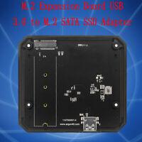 M.2 Carte d'extension USB 3.0 to M.2 SATA SSD pour Argon ONE V2/M.2 Case
