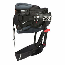 Mystic Strappies Harness Seat Extension - Black