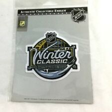 2011 Winter Classic Jersey Patch Washington Capitals Pittsburgh Penguins FREESHP