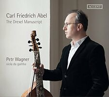 Petr Wagner [viola da gamba] - Abel The Drexel Manuscript [CD]